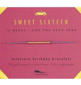 Milestone Birthday Bracelets