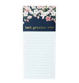 Mary Square Best Grandma Notepad