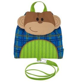 Stephen Joseph Little Buddy Bag - Monkey