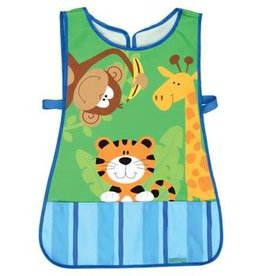 Stephen Joseph Craft Apron - Zoo