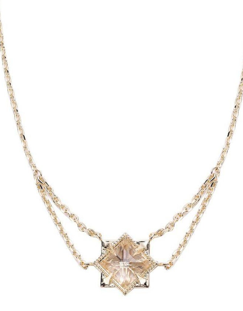 wood runaway in romantic designs gold quartz products necklace clear natalie