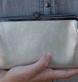 hobo Glory Clutch Wallet - Opal