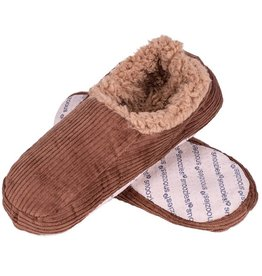Buyers Direct Men's Corduory Snoozies