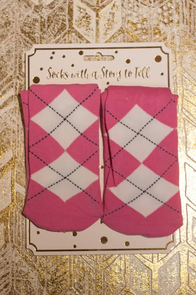 simply southern Mama's Fidget Spinner Socks