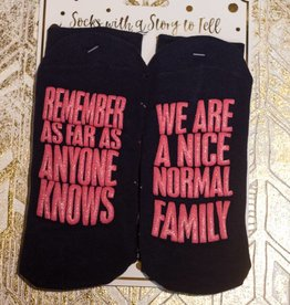 simply southern Nice Normal Family Socks