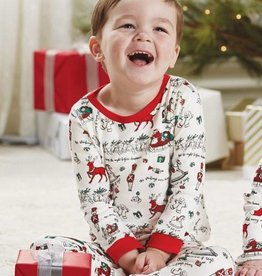 mud pie Christmas Jammies
