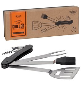 wild and wolf Natural Born Griller