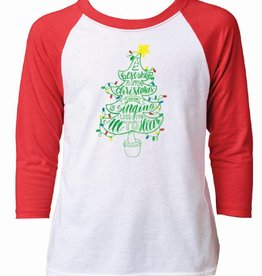 Jane Marie Youth Christmas Cheer Shirt