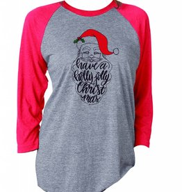 Jane Marie Holly Jolly Christmas Shirt