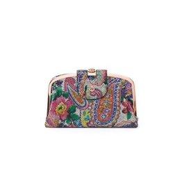 hobo Halo Wallet - Mosaic Paisley