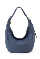 hobo Kindred Velvet Shoulder Bag - Moonshadow