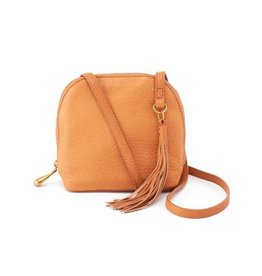 hobo Nash Velvet Crossbody - Whiskey