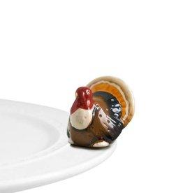 nora fleming Turkey Mini