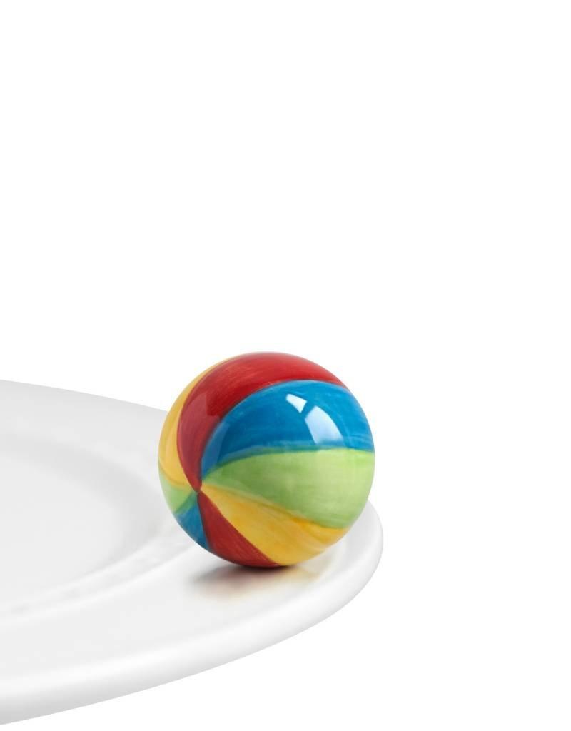 nora fleming A14 Beach Ball Mini