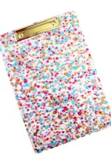 Packed Party Confetti Clipboard
