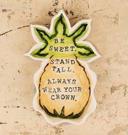 Glory Haus Be Sweet Pineapple Dish