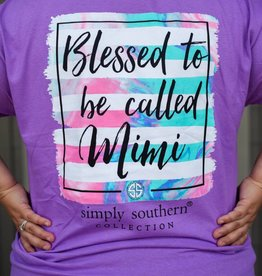 simply southern Blessed Mimi Tee