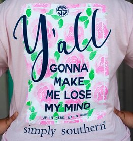 simply southern Lose My Mind Tee