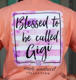 simply southern Blessed Gigi Tee