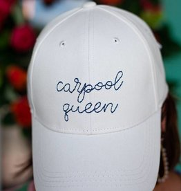 Ever Ellis Carpool Queen Cap