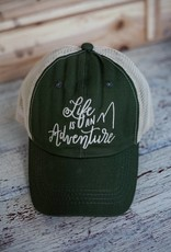 bops Life Is An Adventure Cap