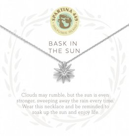 Spartina 449 Bask Sun Silver Necklace