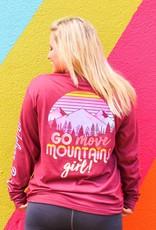 Jadelynn Brooke Move Mountains Long Sleeved Tee