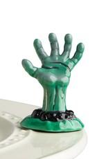 nora fleming A210 Zombie Hand Mini