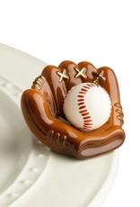 nora fleming A217 Baseball Mitt Mini