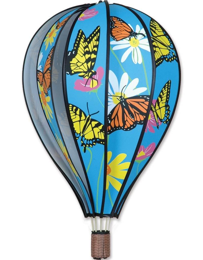 """Premier Kites & Designs BUTTERFLIES HOT AIR BALLOON 22"""""""