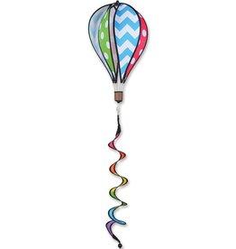 """Premier Kites & Designs CHEVRON DOT HOT AIR BALLOON 16"""""""