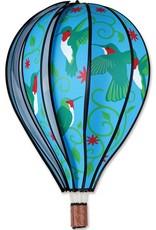 """Premier Kites & Designs HUMMINGBIRD HOT AIR BALLOON 22"""""""
