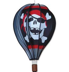 "Premier Kites & Designs JOLLY ROGER PIRATE HOT AIR BALLOON 22"""