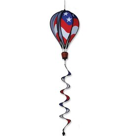 "Premier Kites & Designs PATRIOTIC HOT AIR BALLOON 16"""