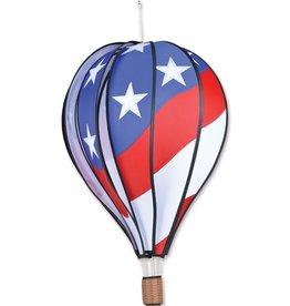 "Premier Kites & Designs PATRIOTIC HOT AIR BALLOON 22"""