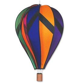 """Premier Kites & Designs RAINBOW HOT AIR BALLOON 26"""""""