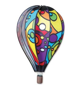 "Premier Kites & Designs RAINBOW ORBIT HOT AIR BALLOON 26"""