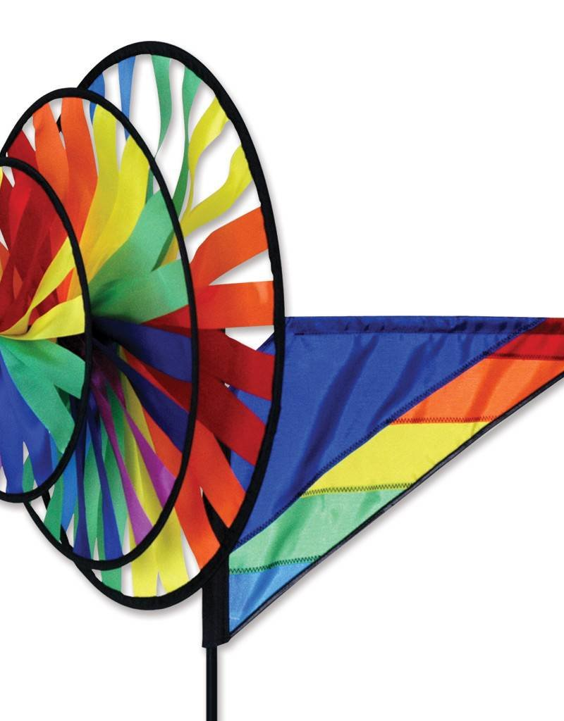 Premier Kites & Designs FLAG SPINNER - RAINBOW
