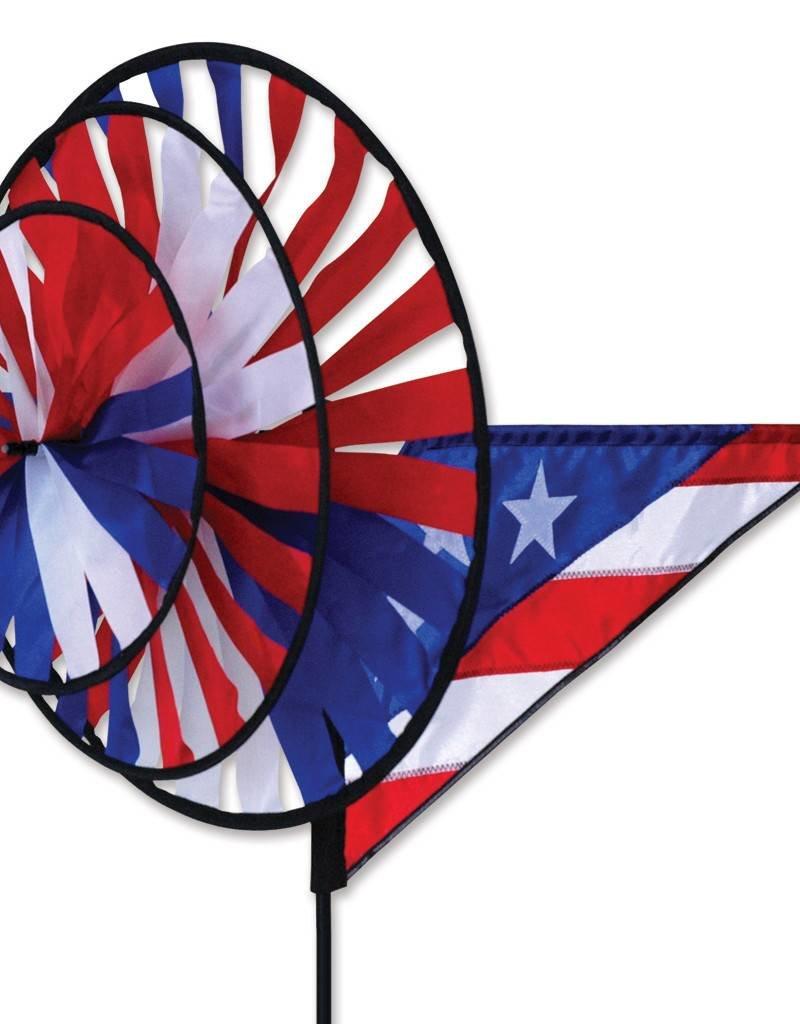 Premier Kites & Designs FLAG SPINNER - PATRIOTIC