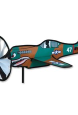 Premier Kites & Designs P-40 WARHAWK AIRPLANE SPINNER 20""
