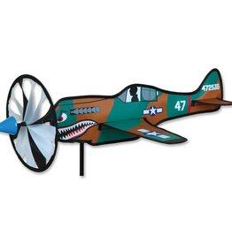 """Premier Kites & Designs P-40 WARHAWK AIRPLANE SPINNER 20"""""""