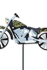 Premier Kites & Designs FLAME MOTORCYCLE SPINNER 22""