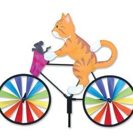 """Premier Kites & Designs KITTY ON A BIKE SPINNER 20"""""""