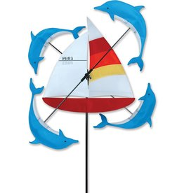 "Premier Kites & Designs SAILBOAT WHIRLIGIG 12"""