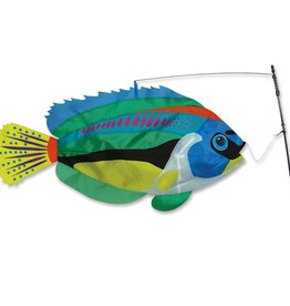 Premier Kites & Designs SWIMMING FISH - PEACOCK WRASSE