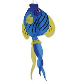 Premier Kites & Designs STRIPED ANGELFISH WINDSOCK 36""
