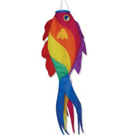 Premier Kites & Designs RAINBOW WRASSE WINDSOCK 52""