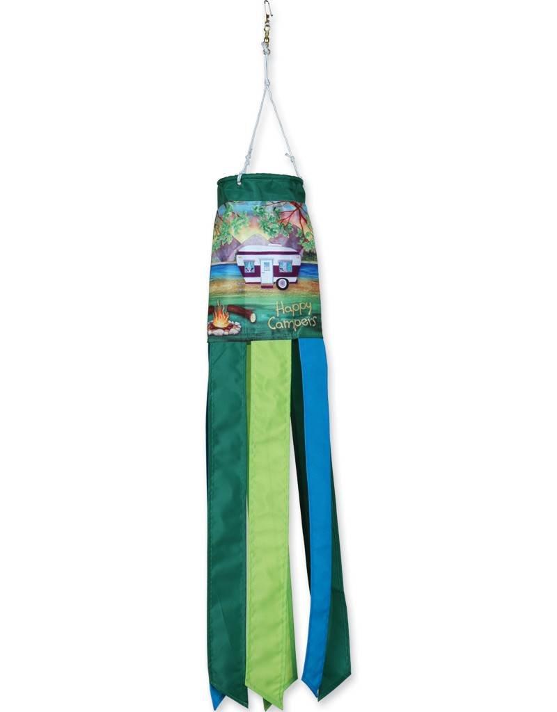 "Premier Kites & Designs HAPPY CAMPERS WINDSOCK 40"""
