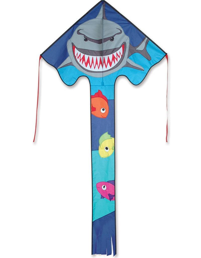 Premier Kites & Designs CRUSHER THE SHARK EASY FLYER KITE 46""