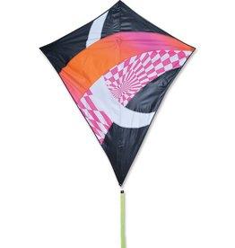 "Premier Kites & Designs TRAVEL DIAMOND KITE 52"" - HOT"